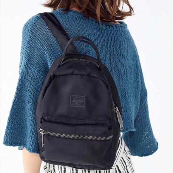 Herschel Supply Co. Satin Nova Mini Backpack 0280f17e82b40